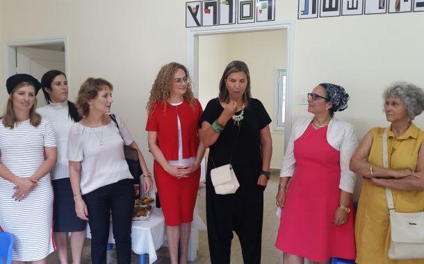 לראשונה במועצה האזורית חוף אשקלון: נפתח גן חדש לחינוך מיוחד