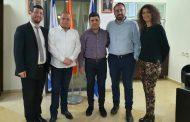 שיתוף פעולה בין עמותת ידידים לעיריית אשקלון