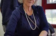 אביבה פולד, מנהלת מחלקת הגנים במועצה, יצאה לגימלאות