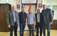 ראש העיר, תומר גלאם נפגש עם מנכ