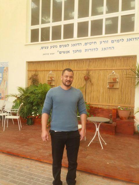 השינוי של אביאל גבאי; מקצין ביחידת נחשון של שירות בתי הסוהר אל מחנך במקיף אמי