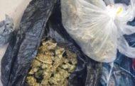 סמים מסוג חשיש וקנביס נמצאו אצל נהג בקריית גת