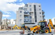 משכות עבודות הפיתוח בשכונת 'אגמים'