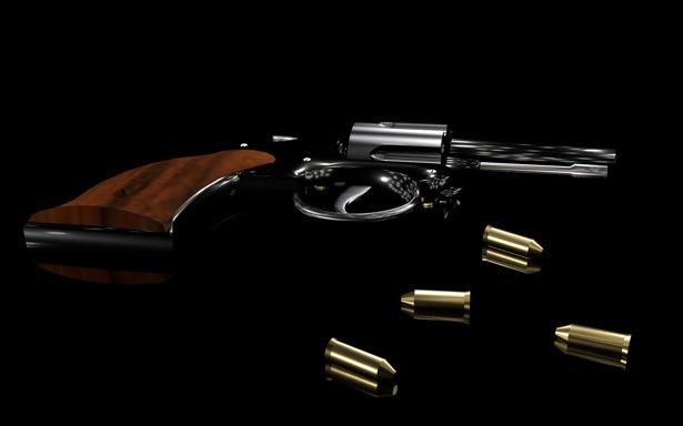 האח עם האקדח
