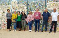 אגף הבינוי במשרד החינוך ביקר לראשונה בחוף אשקלון