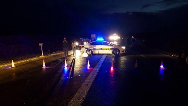אלימות כלפי שוטרים: תוצאות המרדף אחר שני חשודים באשקלון