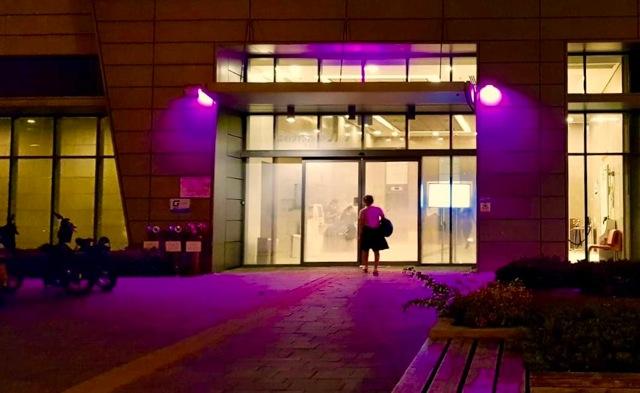 כללית מחוז דרום האירה בוורוד את מרכזי הבריאות ברחבי הדרום לציון חודש המודעות לסרטן השד