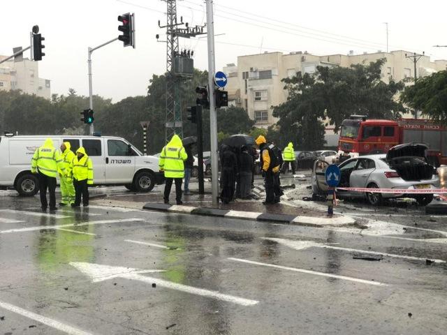 ניסיון חיסול לאור יום - מקורב לדומרני נפצע בפיצוץ רכב