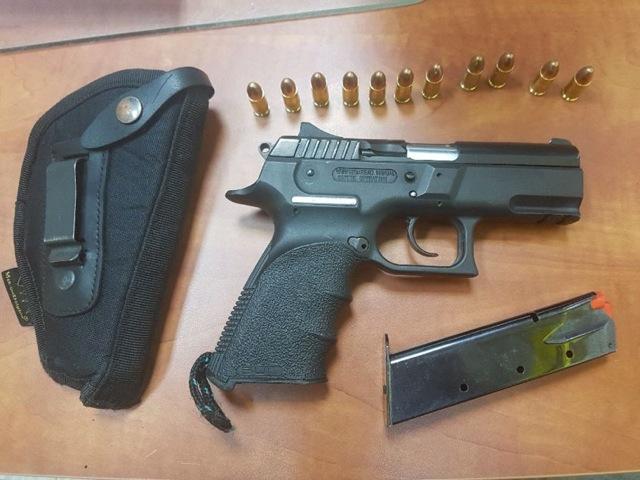 תושב אשקלון גנב אקדח ומכר אותו בטלגרם