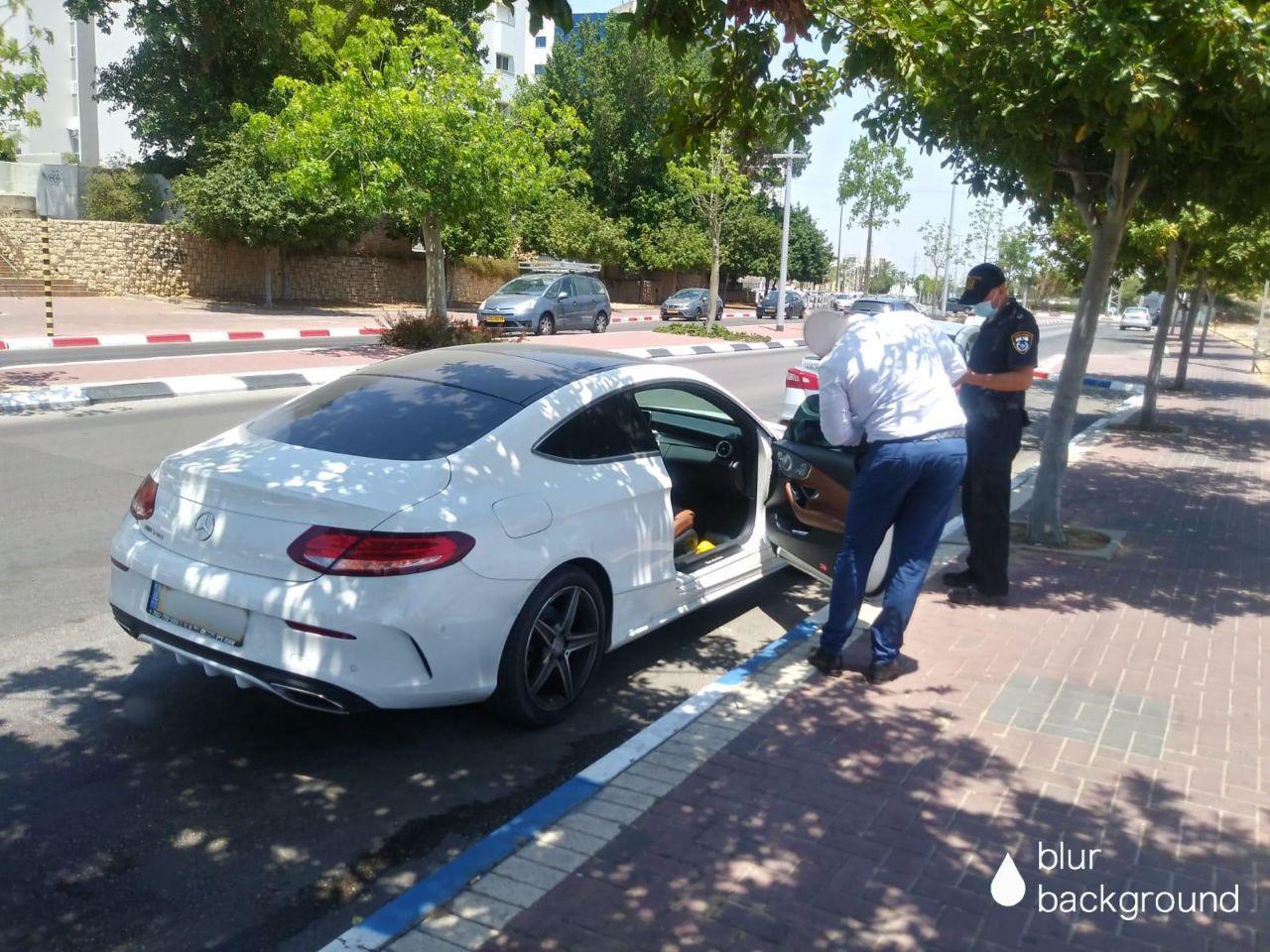 משטרת ישראל רשמה אתמול 69 דו