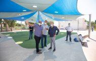 נמשכת תנופת הבינוי והפיתוח במוסדות החינוך באשקלון